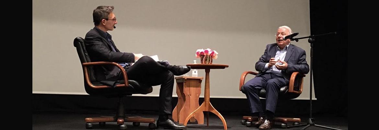 """Il  prof. Federico Faggin presenta il suo libro """"Silicio"""""""