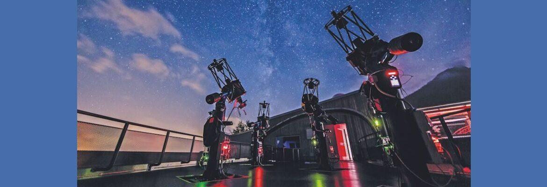 Quando la scienza astronomica incontra la tecnologia